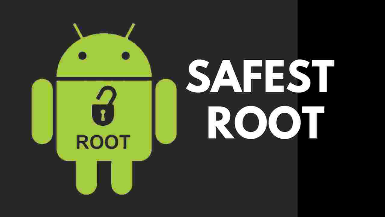 Safest & Easiest Android Root