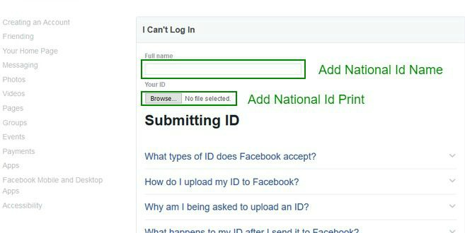 Cant login facebook account recover hacked facebook account