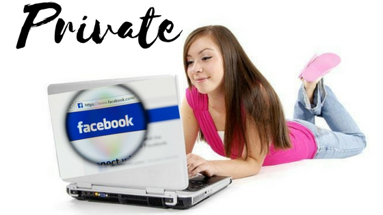 How-to-make-facebook-profile-private