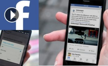 Facebook Video Settings Turn off Auto-play Videos