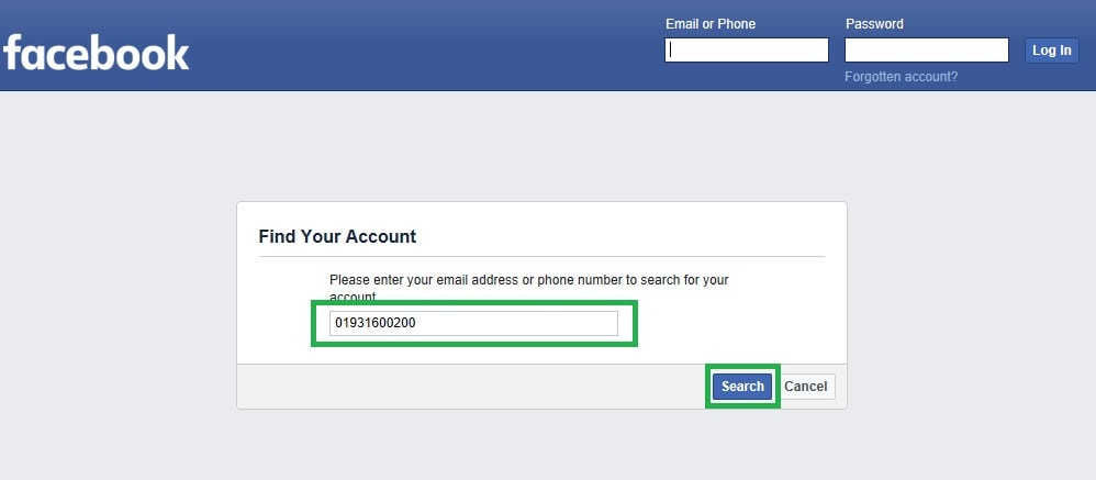 forgotten-facebook-account-recover-through-phone-number-to-recover-hacked-facebook-account