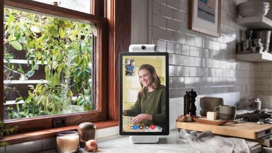 Facebook Portal For Smart Video Calling